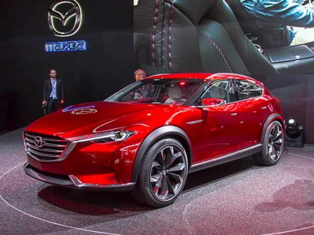 Mazda CX-4 2017 в России: цены и комплектации, фото и ...