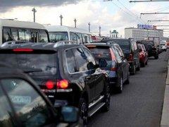 Московских водителей оповестят о пробках по-новому