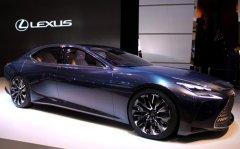 Lexus LS 2017: что нового?