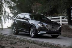 Mazda CX-9 2017: что нового?