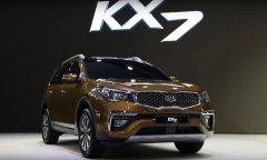 В феврале 2017 года в Китае начнутся продажи кроссовера Kia KX7