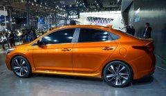 Очередное поколение хэтчбеков Hyundai Solaris будет представлено 6 февраля