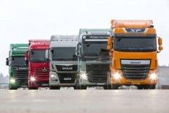 Составлен рейтинг самых популярных на российском рынке грузовиков