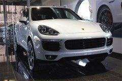 В Германии запретили эксплуатацию дизельных кроссоверов Porsche Cayenne