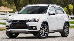 Mitsubishi вернет на российский рынок свой самый доступный кроссовер