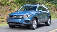 В России стартовали продажи спецверсии Wolfsburg Edition кроссовера Volkswagen Touareg