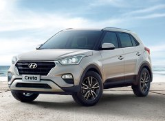 В России начались продажи обновленного Hyundai Creta