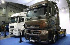 Российский рынок грузовиков показал в августе значительный рост