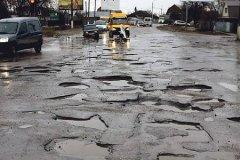 Составлен рейтинг самых плохих автомобильных дорог России