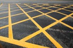 «Вафельная» разметка официально появится в правилах дорожного движения