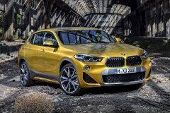 Концерн BMW представил кроссовер Х2