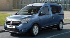 В декабре в России начнутся продажи коммерческого фургона Renault Dokker
