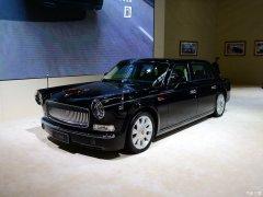 В Китае показали новый  седан FAW Hongqi L5 премиального класса