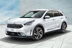 Концерн Киа планирует представить электромобиль Niro EV