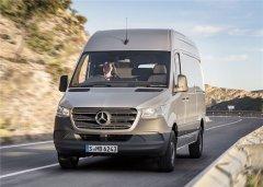 Концерн Mercedes-Benz презентовал фургон Sprinter