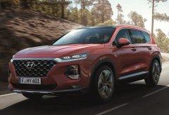 Hyundai раскрыл информацию о четвертом поколении кроссоверов Santa Fe