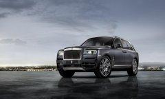 Компания Rolls-Royce рассекретила некоторые данные о кроссовере Cullinan