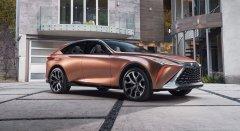 Компания Lexus планирует приступить к разработке очередного кроссовера