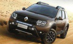 В автосалонах начались продажи спецсерии кроссовера Renault Duster Dakar