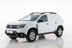 Компания Renault выпустила в продажу коммерческую версию Duster
