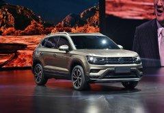 Концерн Volkswagen готов приступить к серийному выпуску кроссоверов Tharu