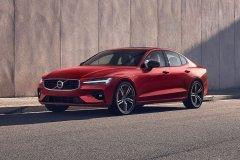 Компания Volvo представила обновленный седан S60