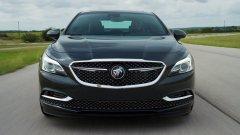 Компания Buick обновила седан LaCrosse