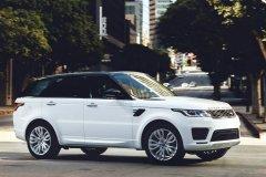 Автопроизводитель Land Rover представил рестайлинговую версию Range Rover Sport