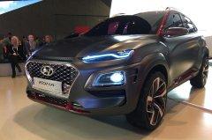 Hyundai выпустит ограниченную версию кроссоверов Kona Iron Man Edition