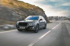 В линейке Bentley Bentayga появится флагманская модель Speed
