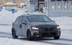 Renault Clio получит гибридную силовую установку и обновлённый дизайн кузова