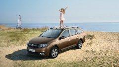 Logan MCV и Dacia Sandero получат новый дизель и уровни комплектации