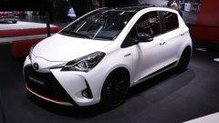 Автоконцерн Toyota выпустит особые модификации Yaris Y20 и GR в версии 2019 года