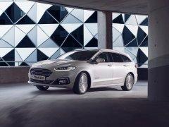 Компания Ford представила универсал Mondeo с гибридной силовой установкой