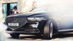 На Монреальском автосалоне состоялся дебют седана Genesis G90 в модельном ряду 2020 года