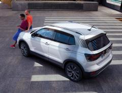 Концерн VW выпустил ограниченную серию автомобилей T-Cross First Edition