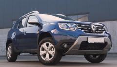 Renault Duster: новое поколение модели теперь с премиальной мультимедиа-системой