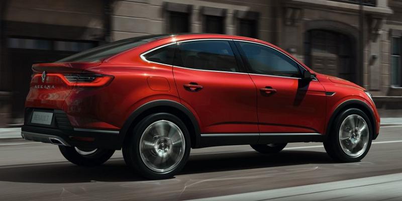 Renault Arkana будет продаваться дороже ожидаемой стоимости