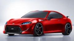 У Toyota GR 86 2022 будет больше двигатель и мощность
