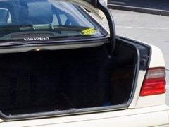 Госдума рассмотрит введение штрафов за парковку с открытым багажником