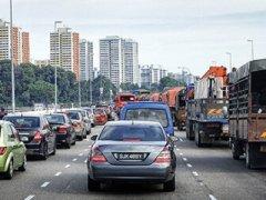 Москву очистят от пробок по методике Сингапура