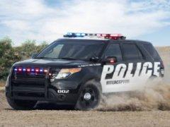 Ford научит полицейские машины следить за манерой езды