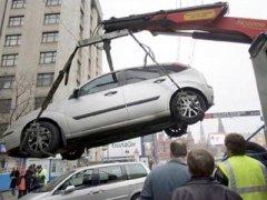 Эвакуацию автомобилей могут передать ГИБДД