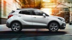 Компания Opel заявила о старте производства кроссовера Mokka в Белоруссии