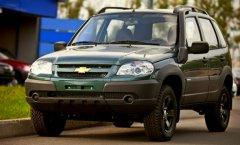 GM-АвтоВАЗ принял решение выпустить на рынок дорогую комплектацию Chevrolet Niva