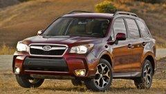 На территории России стартовали продажи обновленной модели Subaru Forester