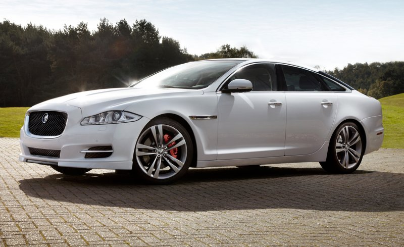 Jaguar XJ L Supersport