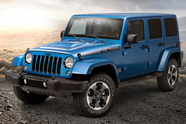 Jeep Wrangler Special Edition