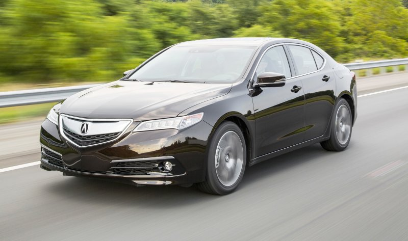 Acura TLX 3,5 SH-AWD Advance