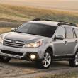 Тест-драйв Новый Subaru Outback